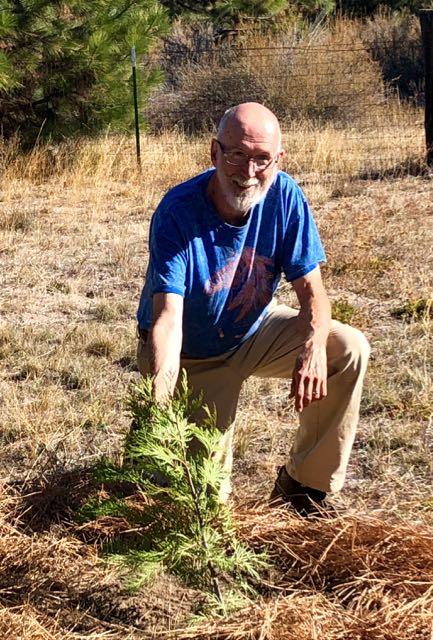 Bill with Cedar